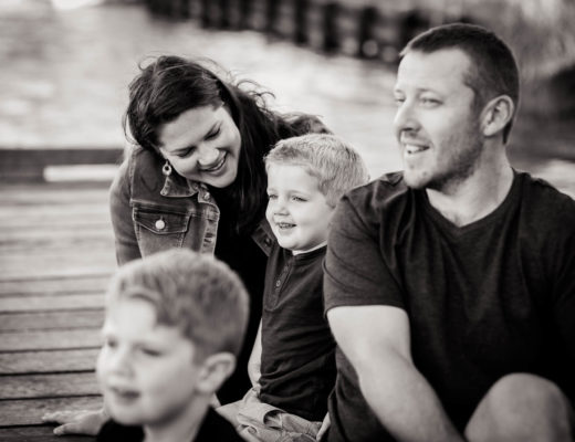 Newcastle Family Portrait Photographer